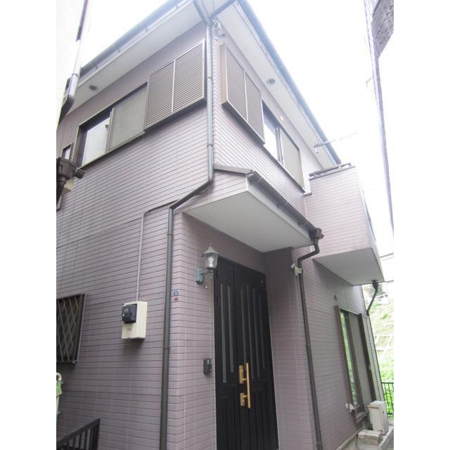 北軽井沢貸家外観写真