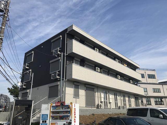 グランドソレイユ東戸塚外観写真