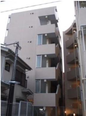 VIVRE横浜白楽弐番館外観写真