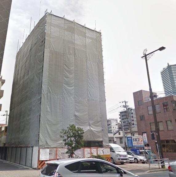 横浜レジデンス外観写真