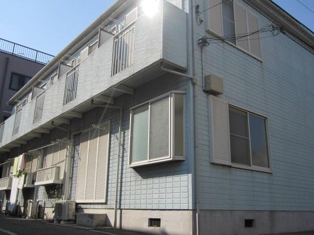 メゾン横浜外観写真