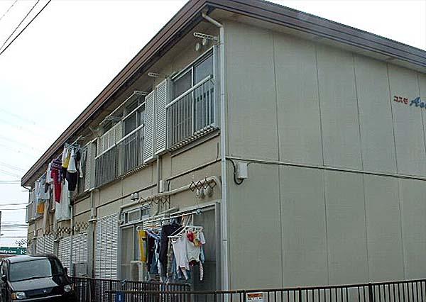 コスモAoi上土棚外観写真
