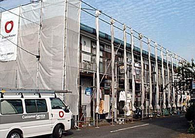 コーポ永山B棟外観写真