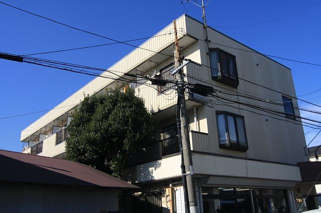 グレイス桜ヶ丘壱番館外観写真