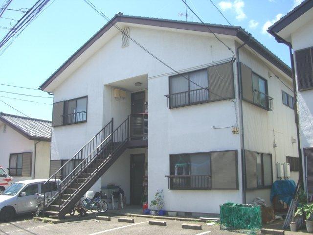志村荘B外観写真