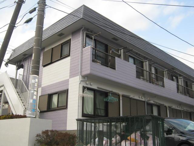 コーポカトレア(円行)Ⅱ外観写真