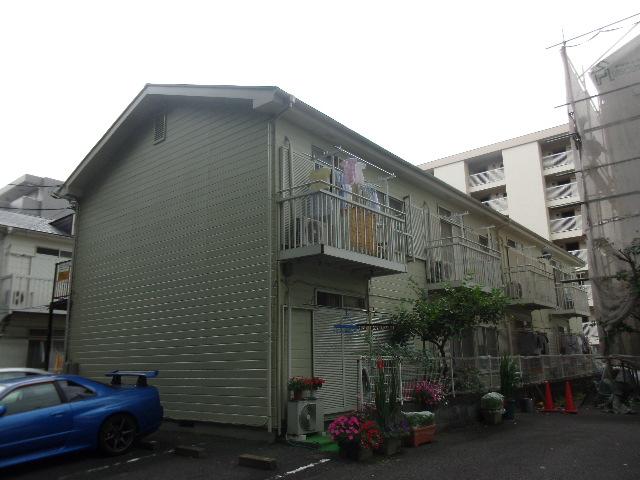 サニーハウスⅢ外観写真