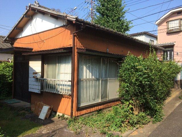 石川貸家3外観写真