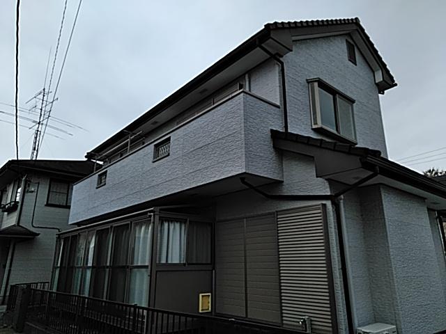 井村邸貸家外観写真