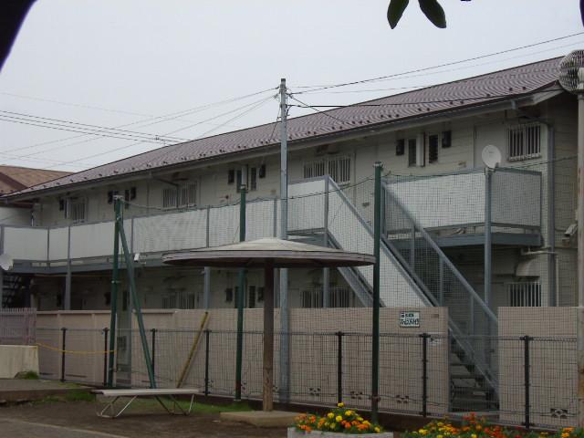 武蔵野ホ-ムランド・ハイツ外観写真