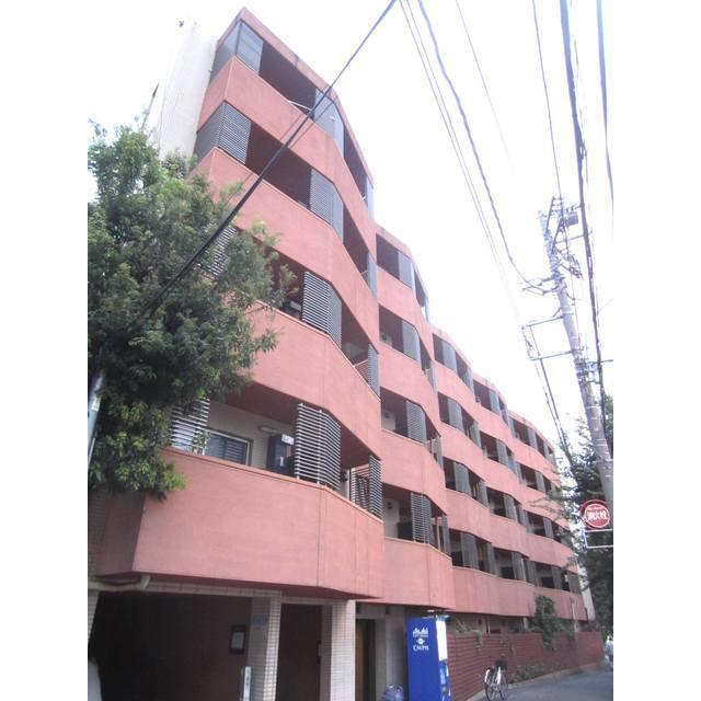 パレ・ホームズ高井戸Ⅱ外観写真