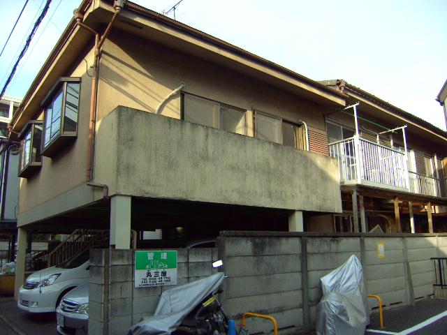 S三鷹(旧 柴田荘)外観写真