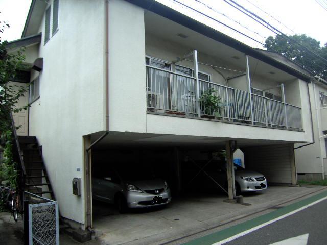 ハイツムサシノ 7号棟外観写真