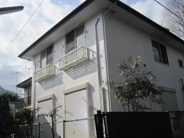 リバーサイドハウス A棟外観写真