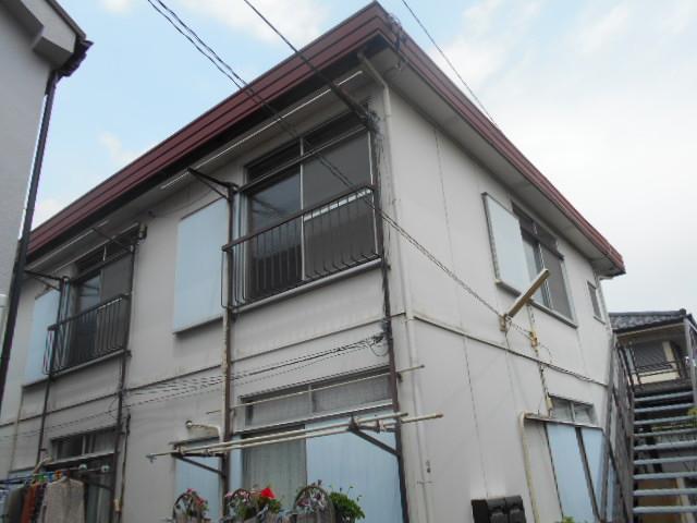 木村荘外観写真