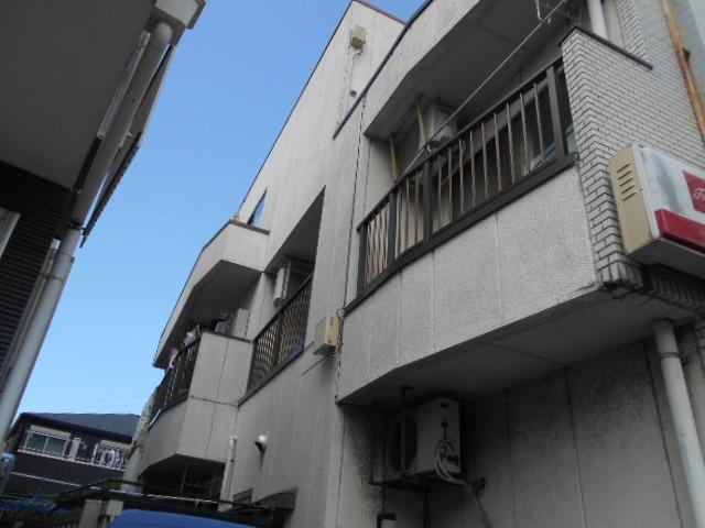 佐藤電機ビル外観写真