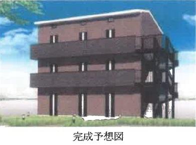 コモハイツ石神井台外観写真