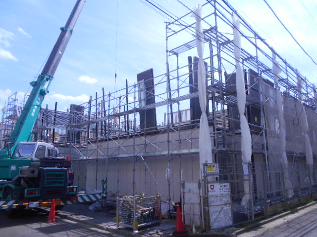 D-ROOM新川6丁目外観写真
