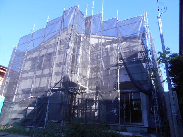 第3新築アパート外観写真