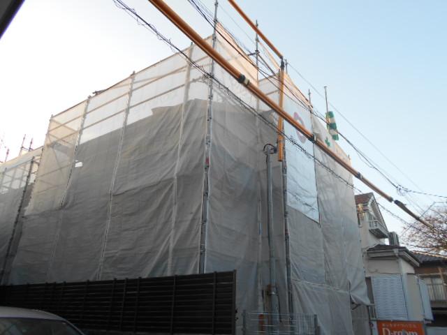 (仮)D-room善福寺2丁目外観写真