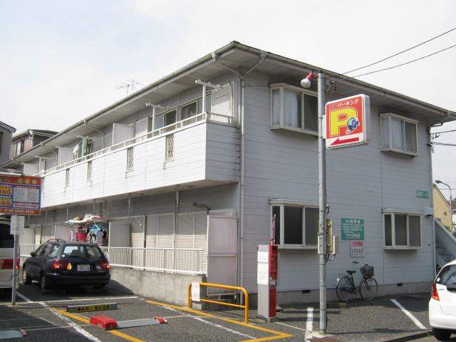 須賀コーポ外観写真