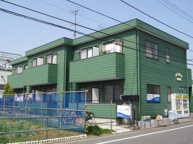 マイステージ南篠崎外観写真