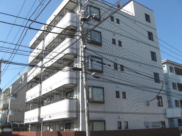 メゾンSUGAⅢ外観写真