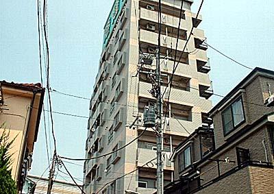 三京ビル外観写真