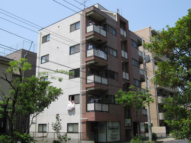 ツインタワー南篠崎外観写真