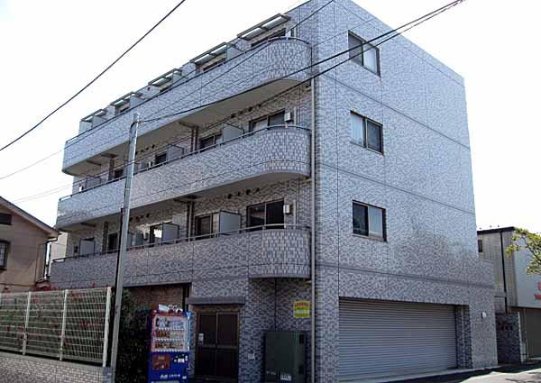 ガーデンヒルズ吉田Ⅱ外観写真
