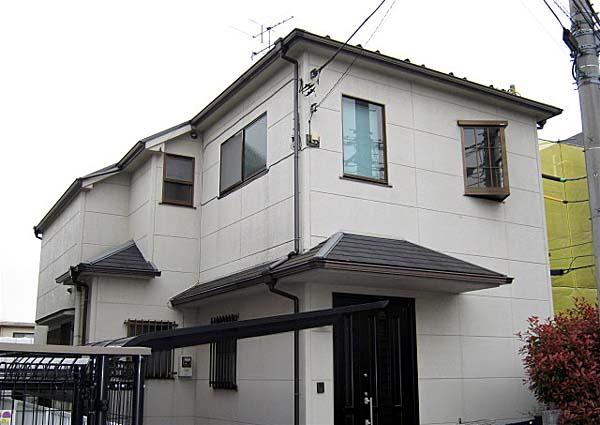 田島ハウス外観写真