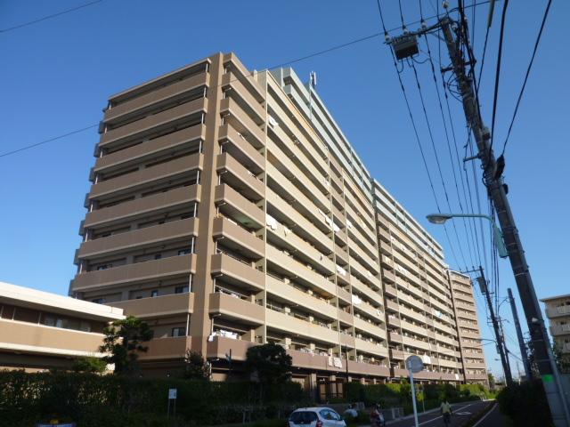 クレストフォルム東京アクアグランディオ外観写真