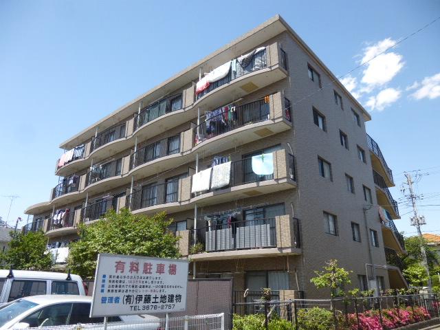アメニティ芦田第3マンション外観写真