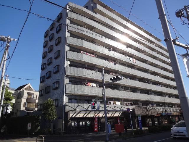 グリーンハウス下鎌田外観写真