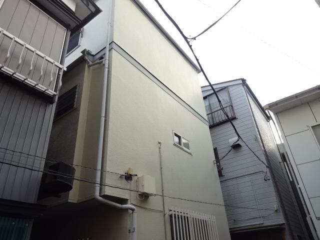 上篠崎貸家外観写真