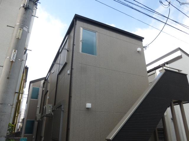 CASA・CREST外観写真