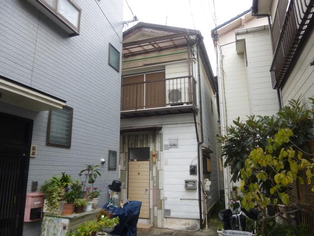 江戸川5丁目貸家外観写真
