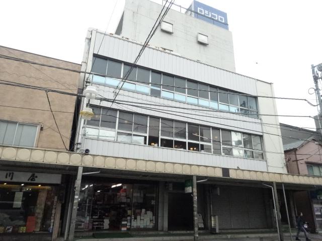 江戸川信販会館外観写真