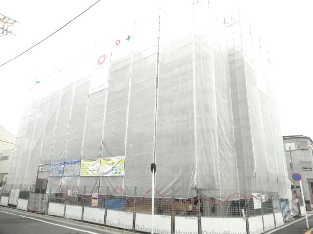(仮称)D-Room東瑞江3丁目外観写真