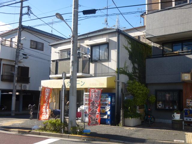 東瑞江 住宅2階部分外観写真