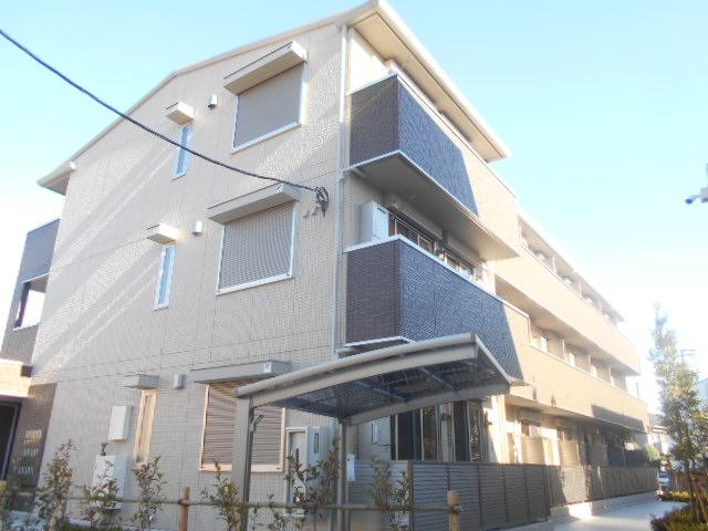 (仮)D-room東小松川2丁目 B棟外観写真