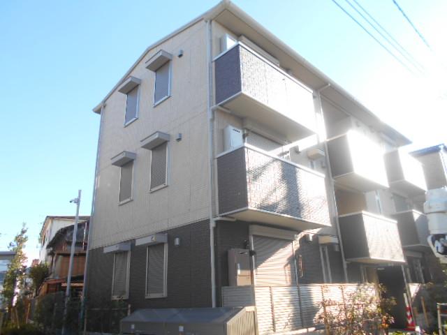 (仮)D-room東小松川2丁目 A棟外観写真