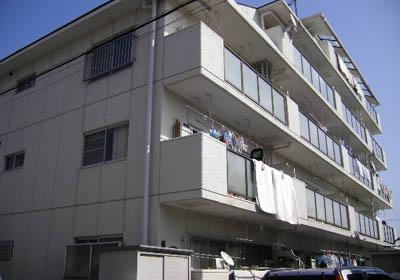 サンハイツ松井外観写真