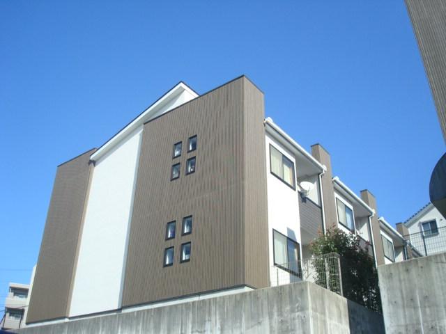 砂子の家 A棟外観写真
