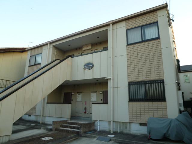 グレイスフル岩崎台外観写真