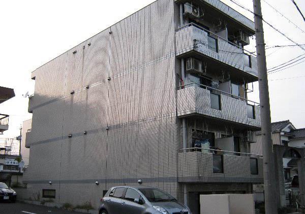 サンシティ八剣Ⅱ外観写真