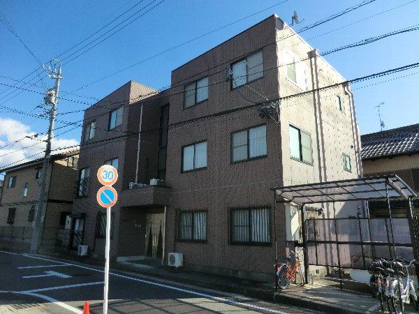 大島マンション印場元町外観写真