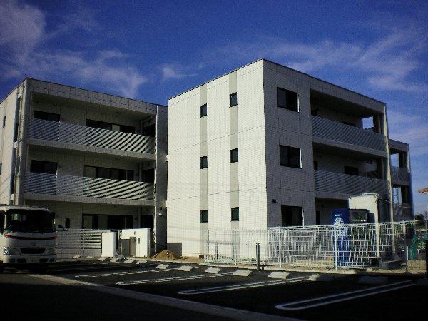 クレストリッジ Annex外観写真