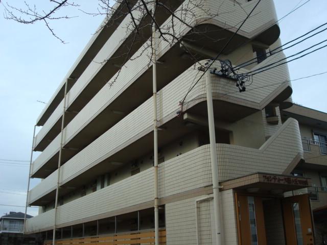 フォンティーヌ藤ヶ丘WEST外観写真
