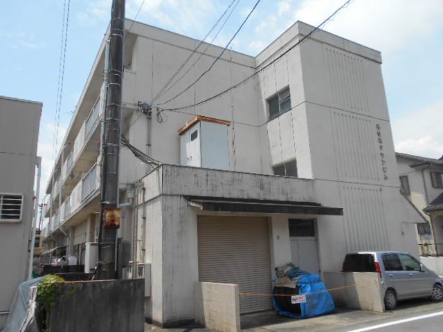 伍位塚タウンビル外観写真